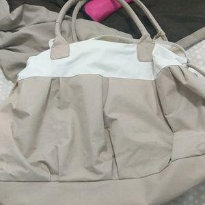Handbags - Collectible Yankee candle zipper top tote